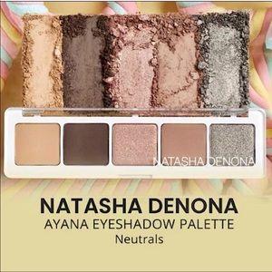 New Natasha Denona Ayana Eyeshadow Palette